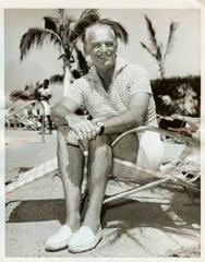 Douglas Fairbanks Jnr., at Nassau.
