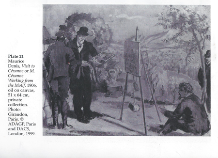 Maurice Denis - Visit to Cézanne.png